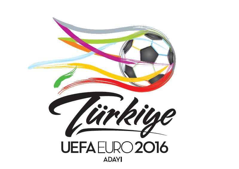 EURO 2016 TURKEY Logo Çalışmam